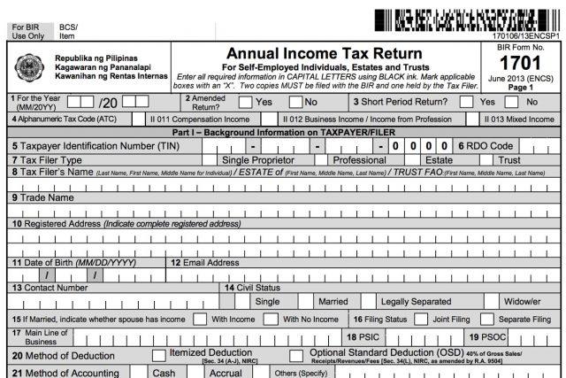 BIR Reminds Taxpayers : Don't Wait for the April 16 Deadline